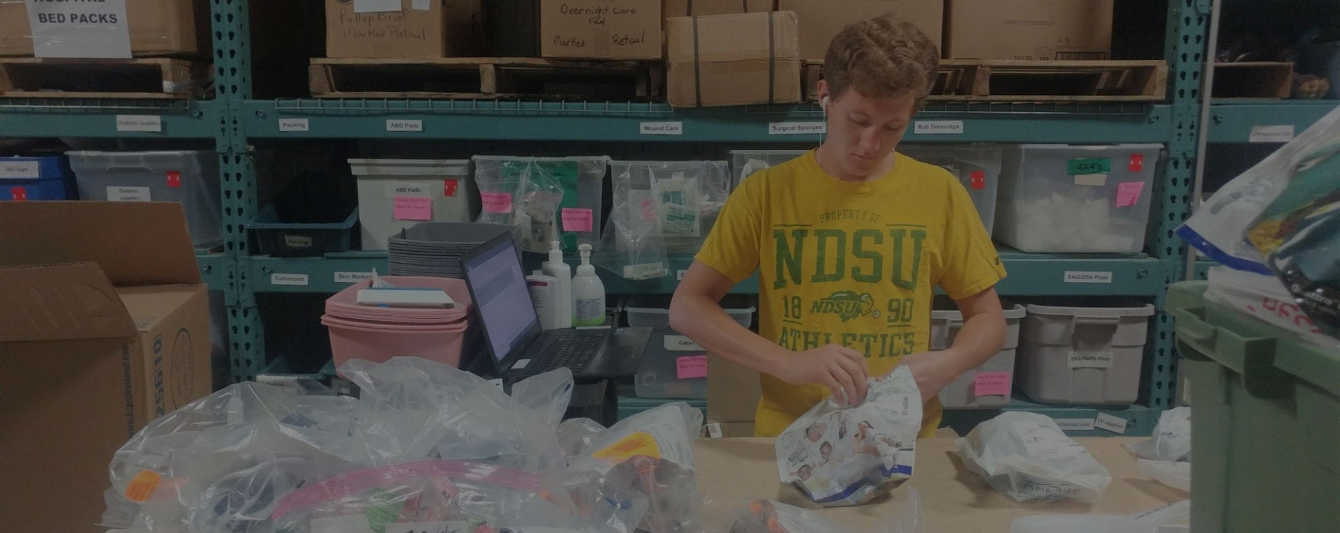 Healthcare Equipment Recycling Organization - HERO Fargo