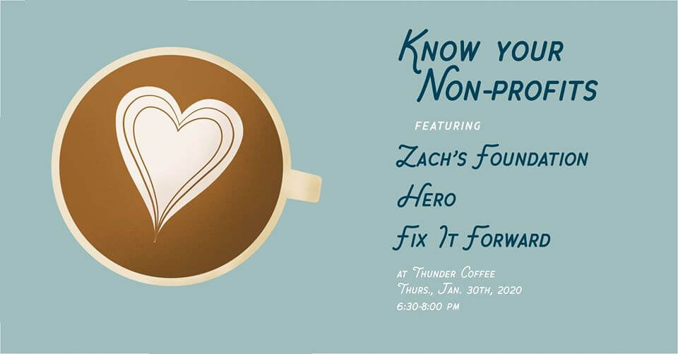 Know Your Non-Profit at Thunder Coffee